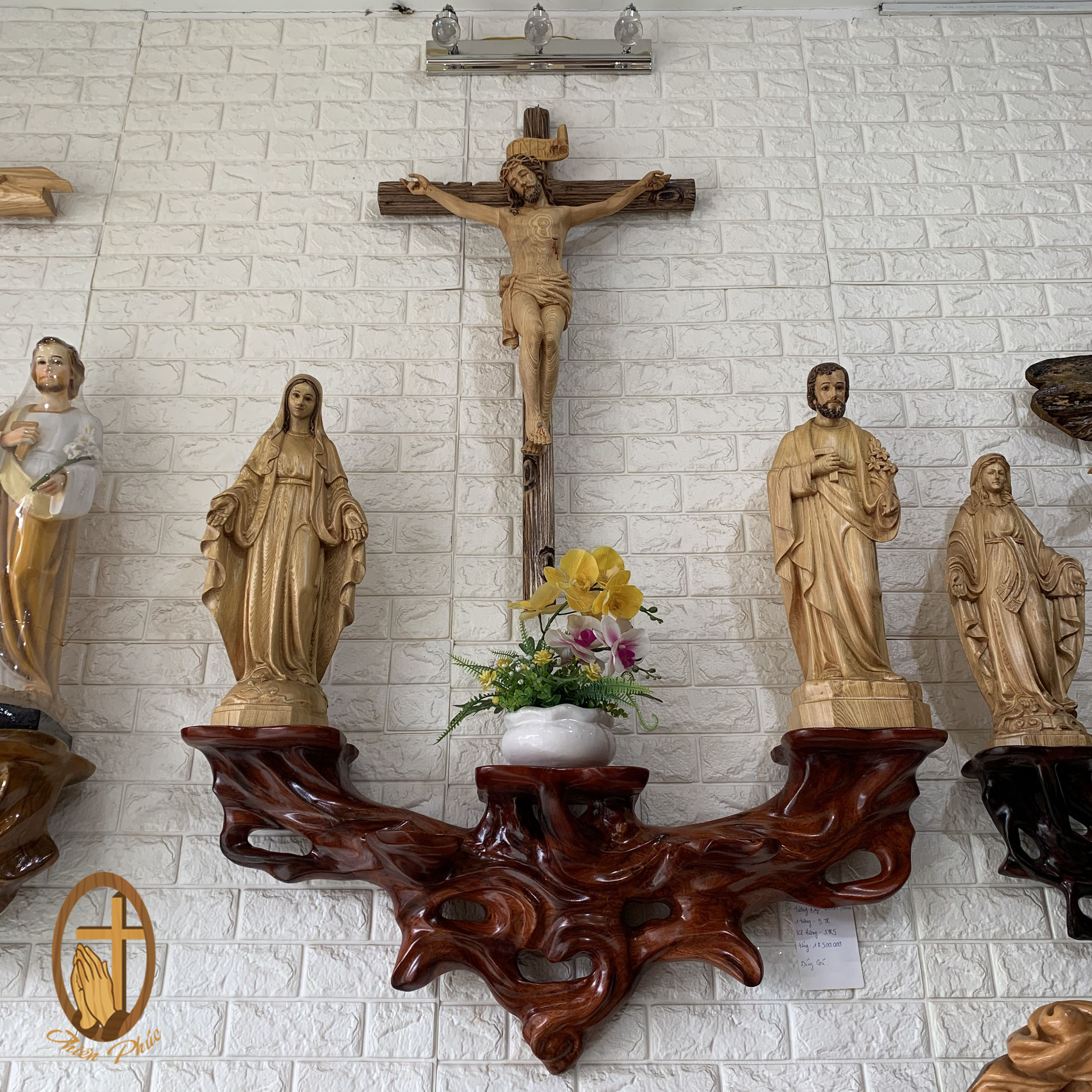 Bộ Bàn Thờ Công Giáo CT10