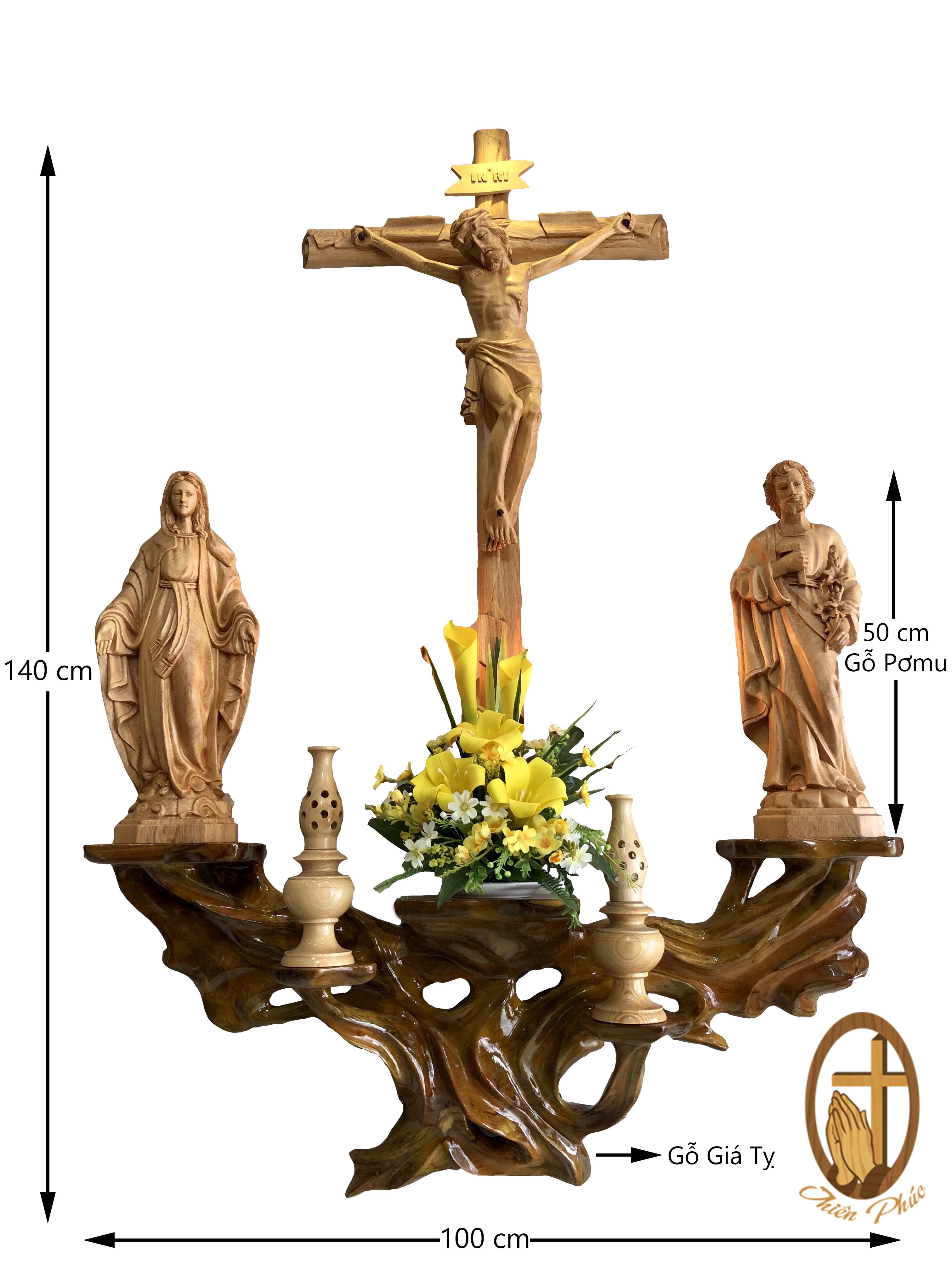 Bộ Bàn Thờ Công Giáo