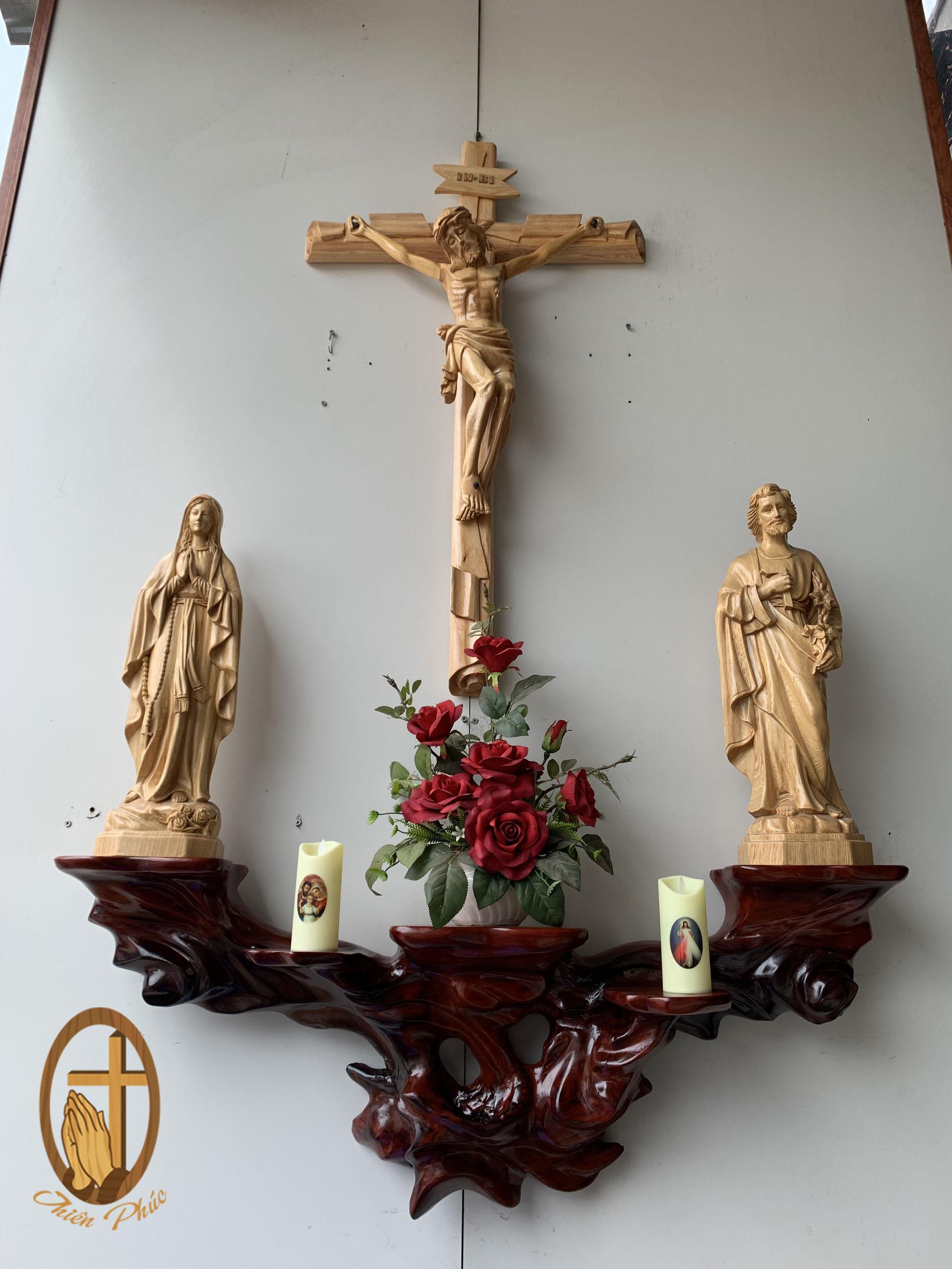 Bộ Bàn Thờ Công Giáo BT36