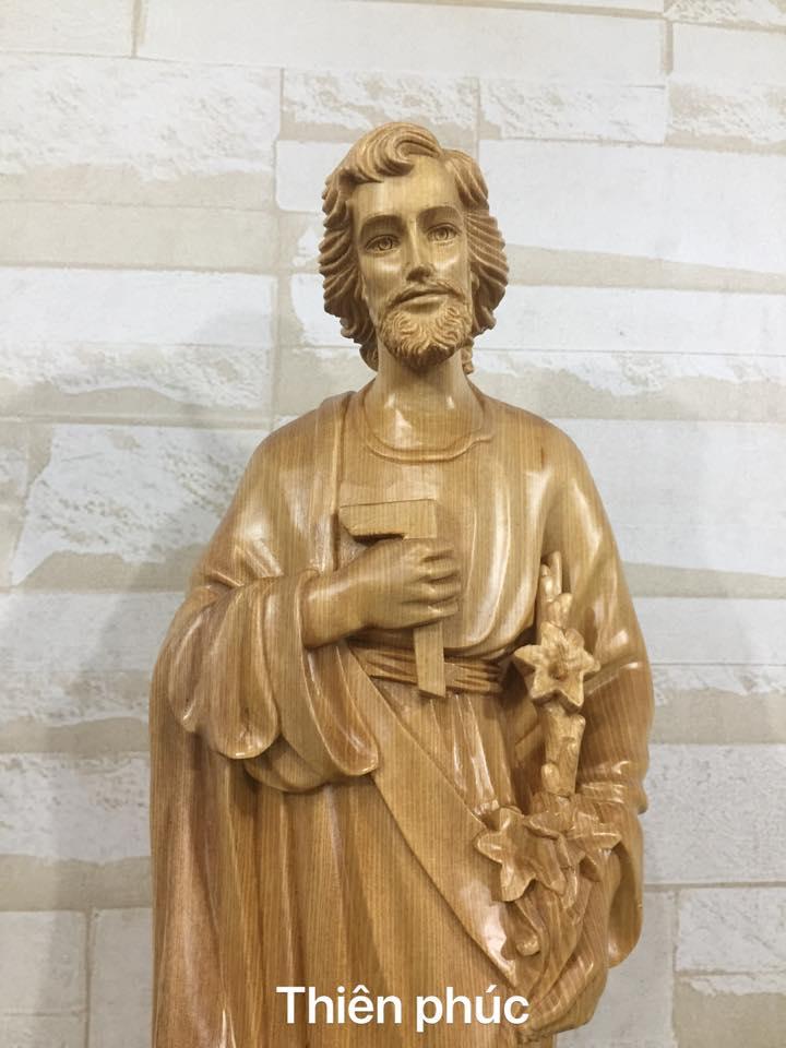 Tượng gỗ thánh Giuse