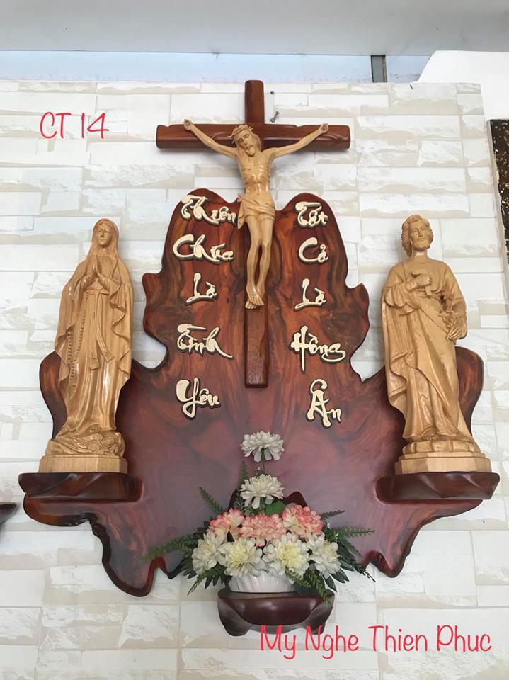 Bàn thờ công giáo CT14