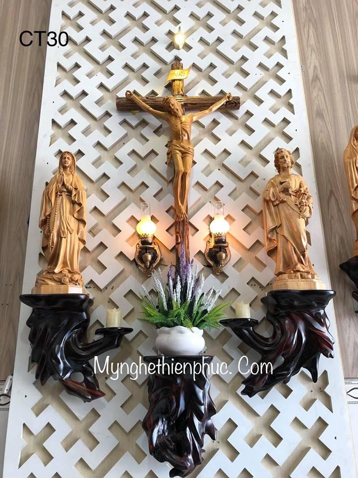 Bàn thờ công giáo CT30