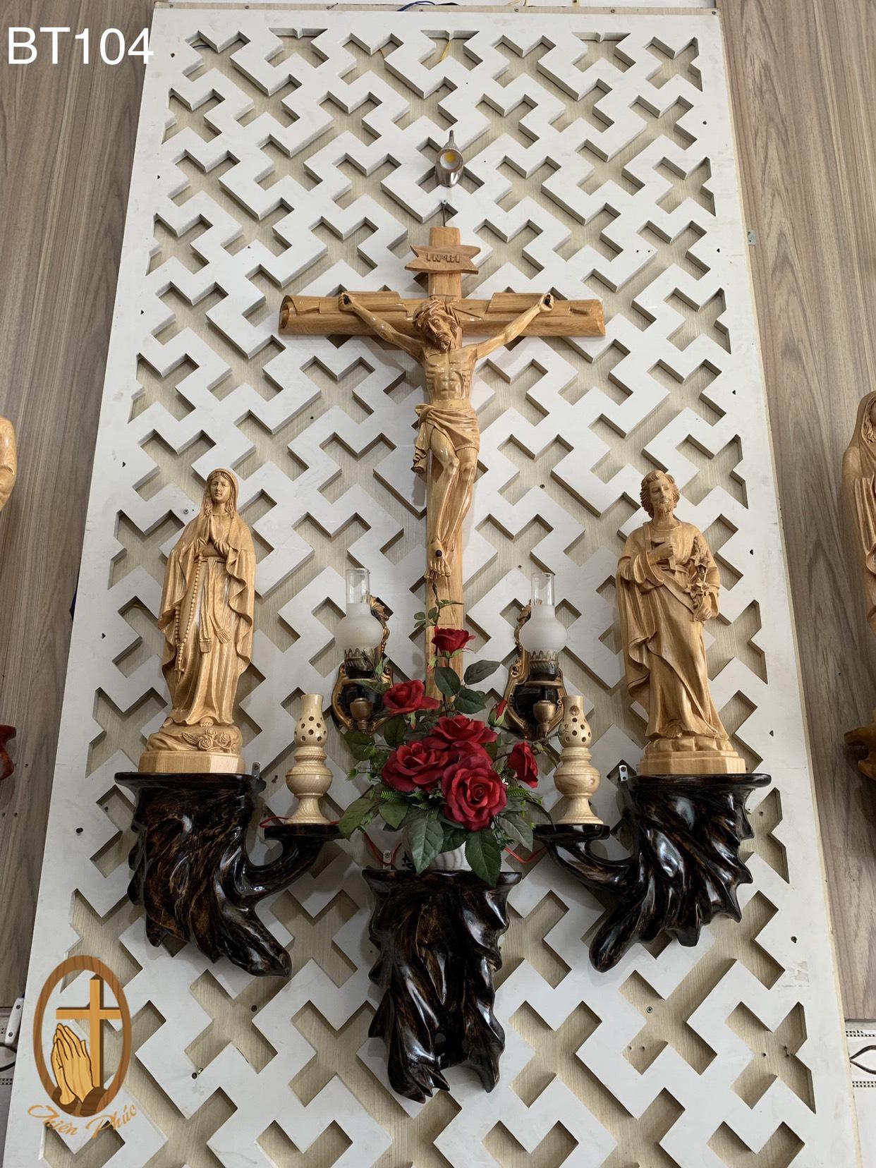 Bộ Bàn Thờ Công Giáo BT104